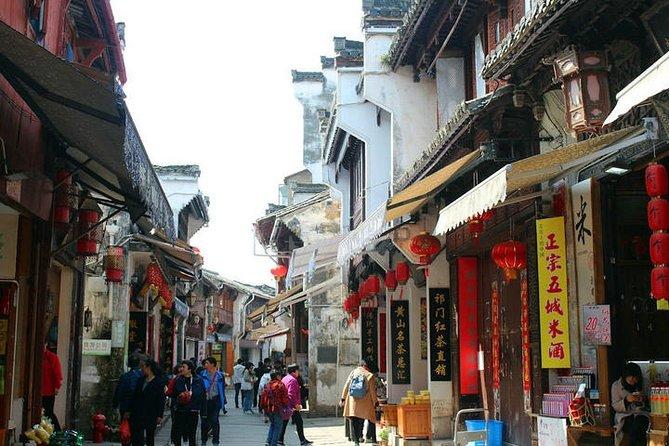 Huangshan Tunxi Old Town
