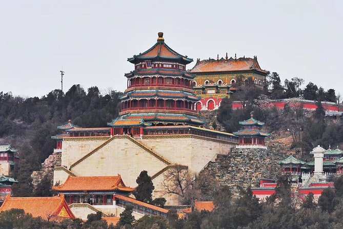 Beijing Must-see Private Layover Tour with Airport Pickup