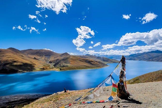 4 Days Tibet Tour Lhasa to Everest Base