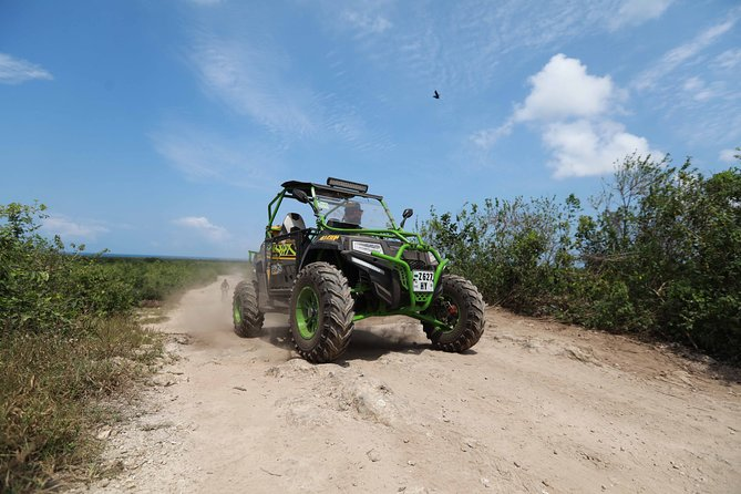 Zanzibar Private Off-road Sightseeing Buggy Tour of Nungwi Beach