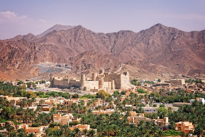 9-Day Essence of the Orient Private Tour from Muscat