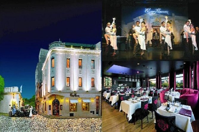 El Viejo Almacén Tango Show with optional dinner and vip tour