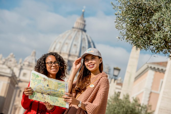 Semi PVT tour - Vatican Museums, Sistine Chapel, Papal Tombs with Raphael rooms