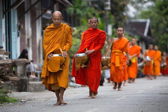 Luang Prabang – 4000 Islands