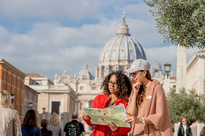 Vatican Museums, St. Peter's Basilica & Papal Tombs complete tour