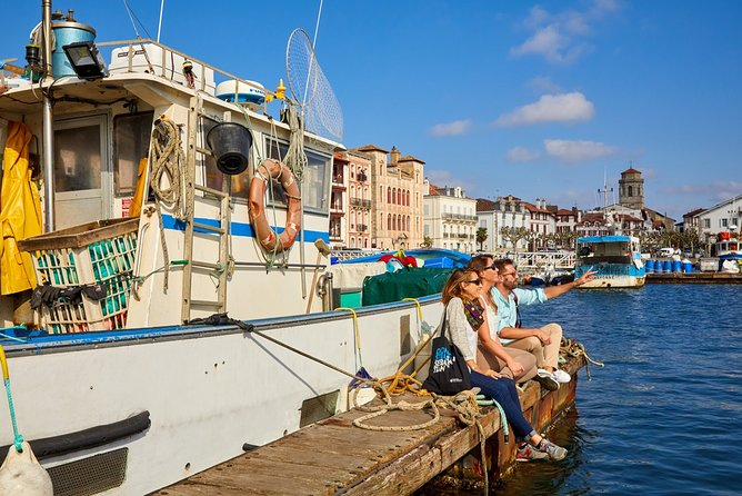 Private Biarritz and French Basque Coast Tour with Lunch