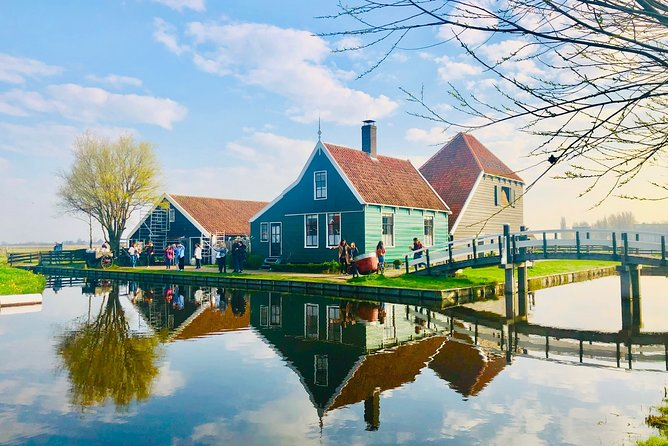 Holland Bike Adventure (full day, 8 hours private tour)