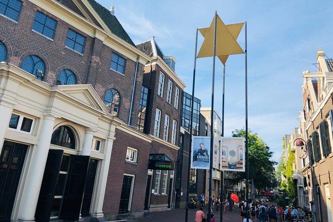Half-Day Private Jewish Walking tour in Amsterdam
