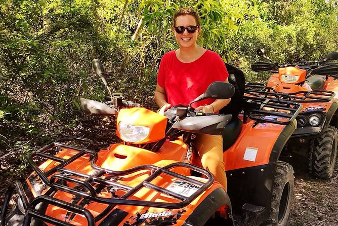 Private Half-Day Quad Adventure in Kiwengwa from Kendwa