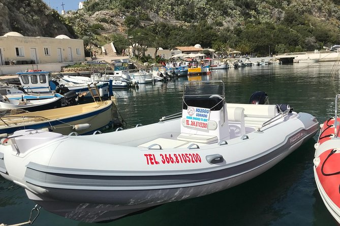Rubber dinghy to rent Predator 599 40CV (Without License)