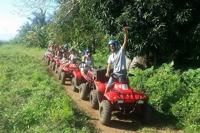 Half-Day Private Quad Adventure to Kiwengwa from Nungwi