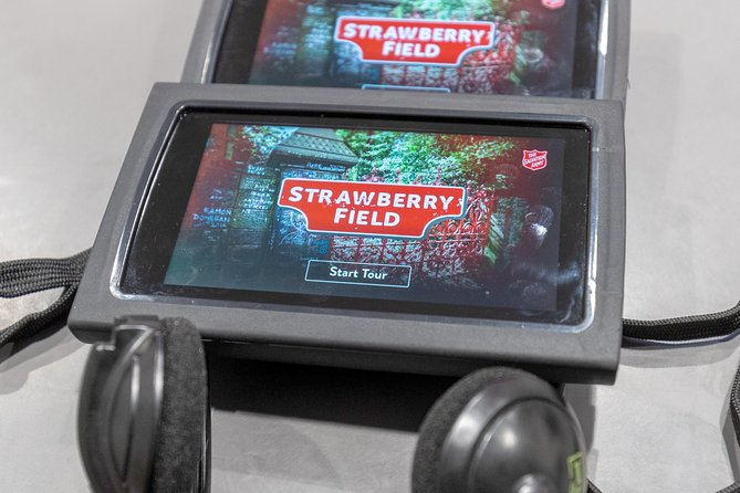 Skip the Line: Strawberry Field Visitor Experience Ticket with Media Guide