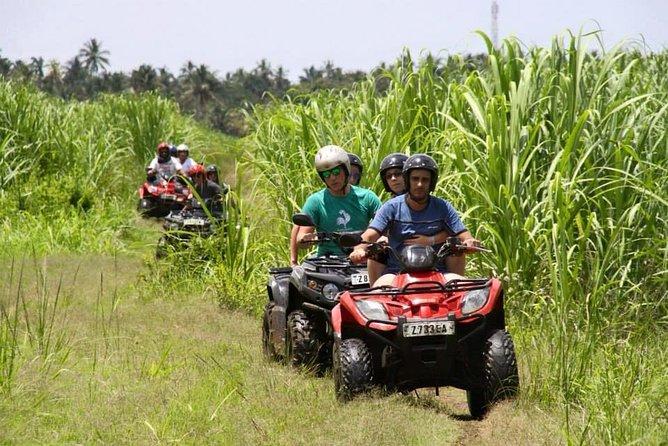 Private Half-Day Quad Biking Tour to Kiwengwa Village