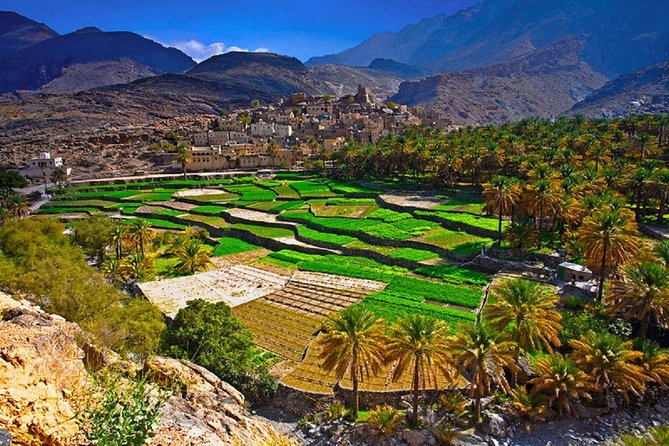7 Days Oman Private Tour from Muscat, with Pickup