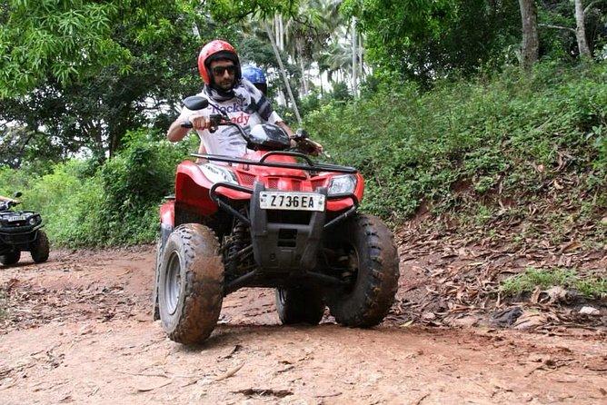 Half-Day Private Quad Biking Tour from Stone Town Zanzibar