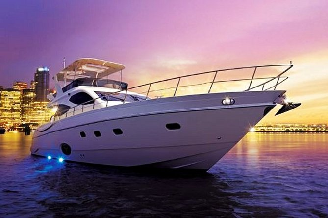 Shanghai Luxury VIP Night Cruise with Private Charted Yacht and Transfer-