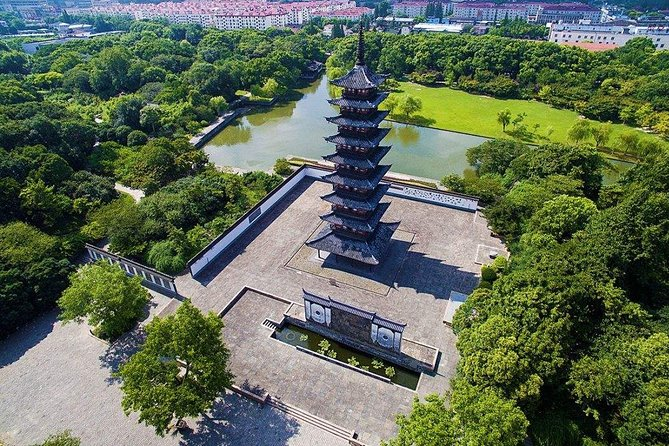 Private Day Tour of Shanghai Root in Songjiang Area