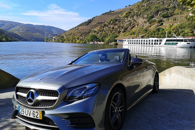 Douro Valley in a Luxury Convertible Mercedes (only private events)