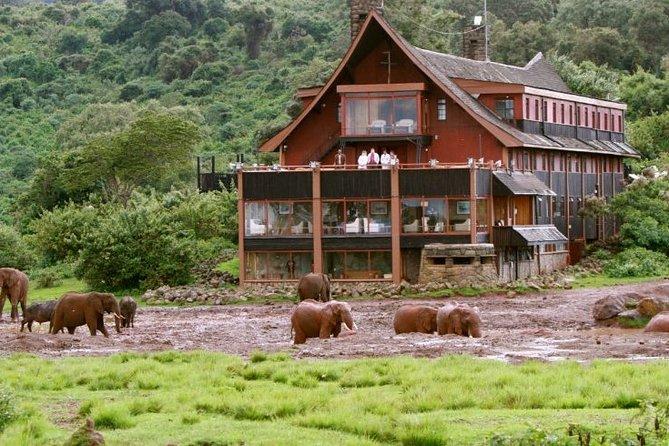 2-Day Aberdares National Park Private Safari