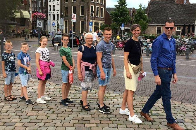 Levend Ganzenbord Den Haag