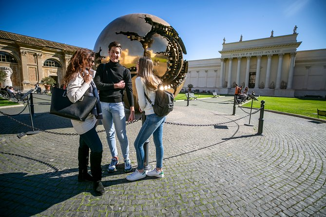 Rome in 2 Days Tour including Coliseum Trevi Fountain Vatican and Sistine Chapel