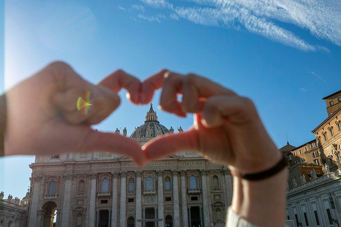 Vatican for Children Tour with Skip-the-Line Access Sistine Chapel & Saint Peter