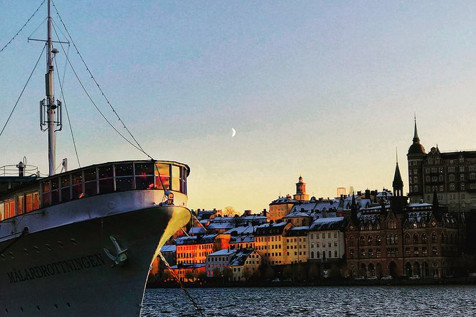 Stockholm Romantic Private Walking Tour