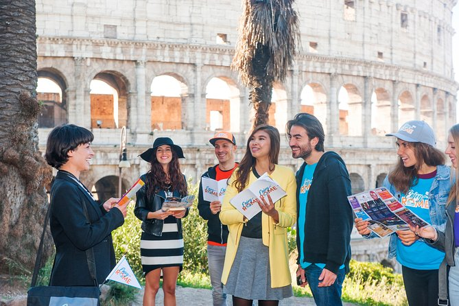 Skip the Line: Colosseum, Forum, and Palatine Hill Tour