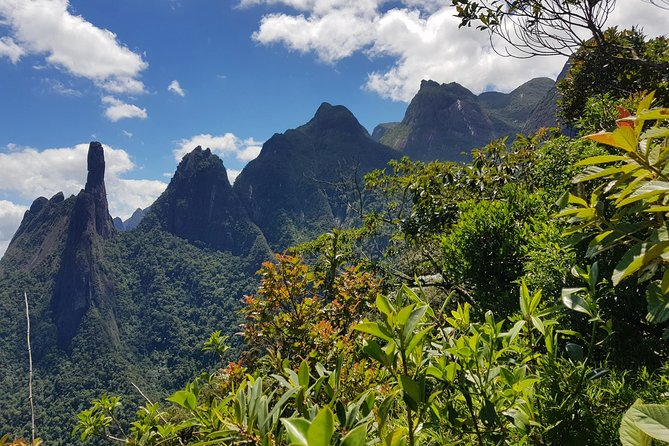 Full-Day Tour in Serra Dos Órgãos National Park with Pick Up