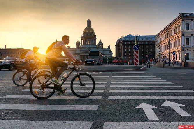 Half Day Bike City Tour in Saint Petersburg