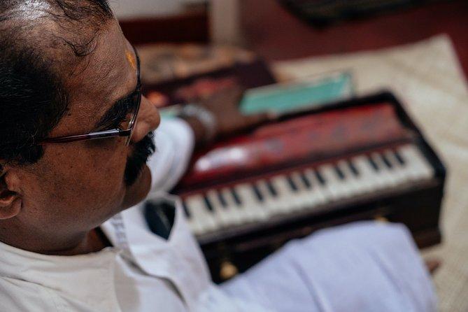 Carnatic Music Lesson