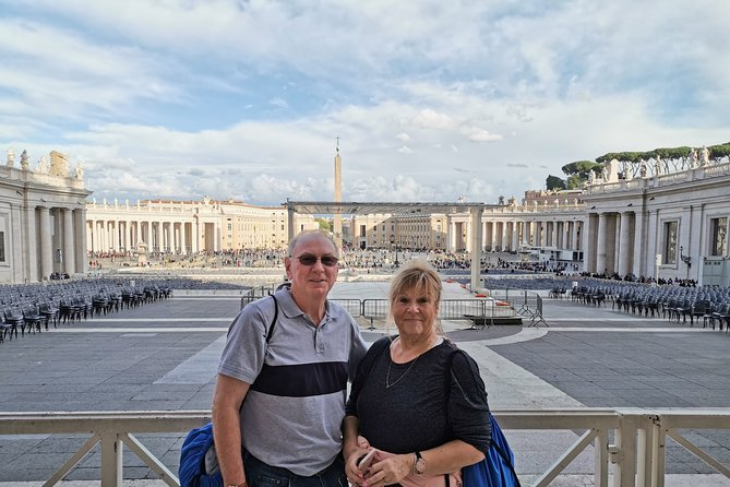 Private Guided Tour to Sistine Chapel and St.Peter's Dome with Skip-the-Line
