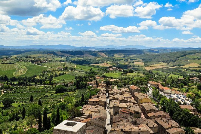 Visit Siena & San Gimignano from Florence with a Local Guide