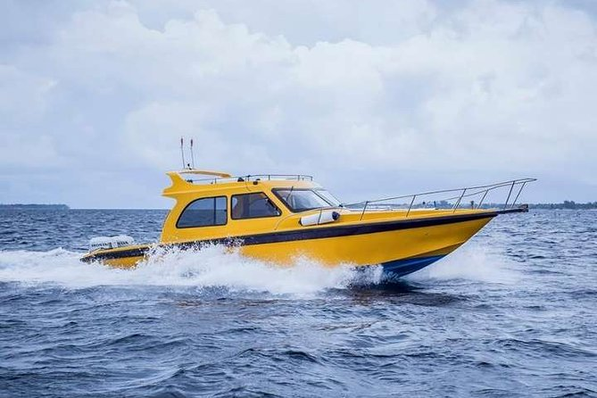 Private Speedboat From Lombok/Gili To Amed Bali