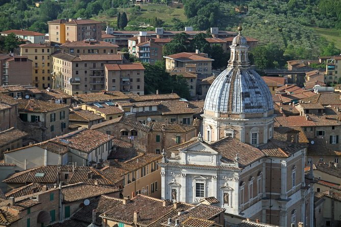 Easy Siena and Chianti - From Florence