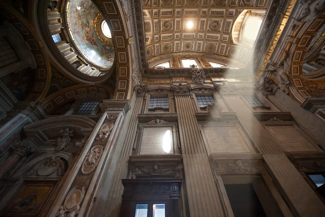 Vip Vatican small group tour