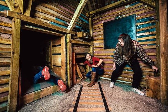 The Escape Game: Epic 60-Minute Adventures in Pigeon Forge