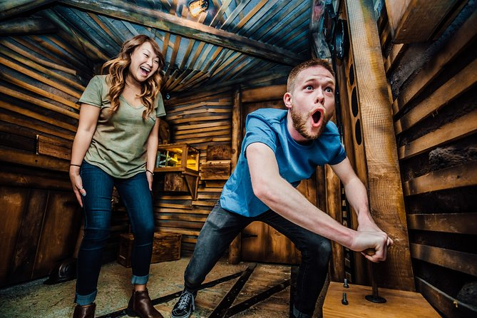 The Escape Game Nashville - Opry Mills: Epic 60-Minute Adventures
