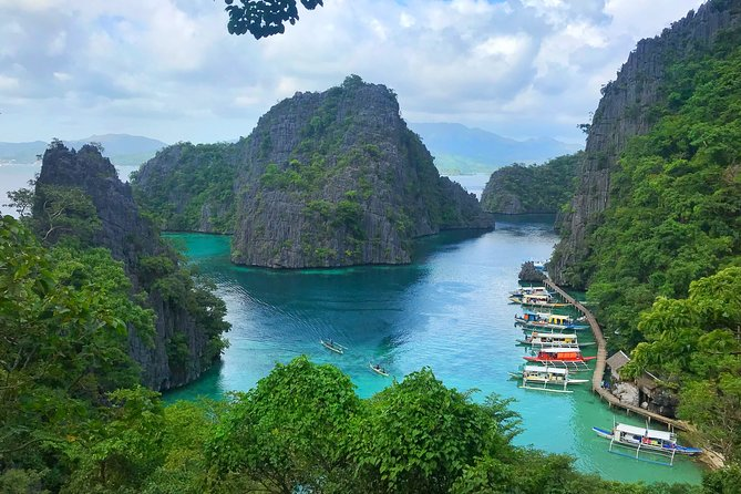 All inclusive Coron Island Hopping: Private Speedboat