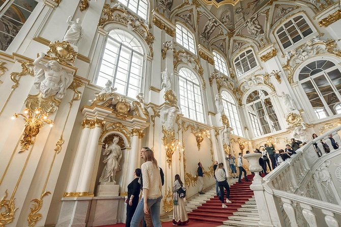 Highlights of Saint Petersburg Full-Day Shore Excursion