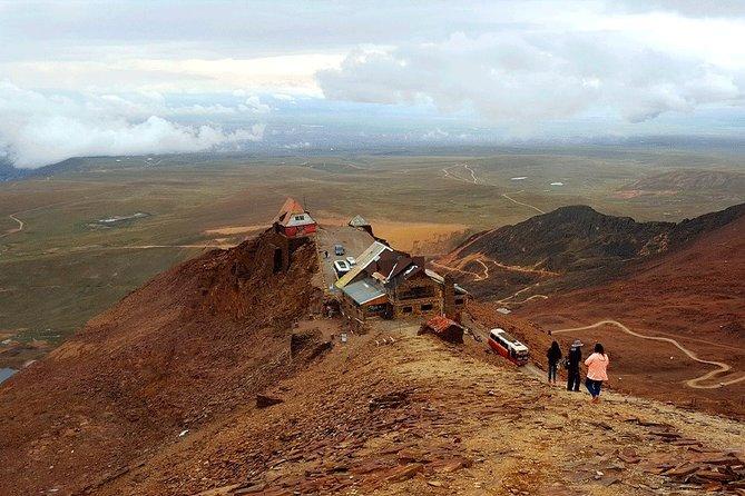 Vale da Lua e Montanha Chacaltaya - Serviço Compartilhado