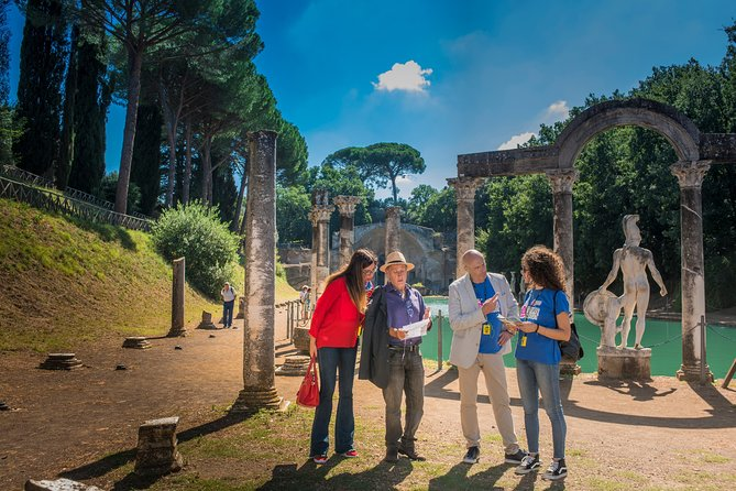 Tivoli, Hadrians Villa and Villa d'Este, a charming day trip from Rome