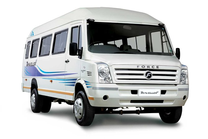 Arrival Private Transfer Mumbai Airport BOM to Mumbai City by Minibus