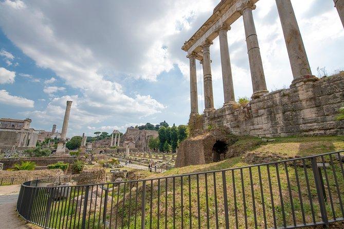 VIP Fast Track Colosseum Gladiator Entrance, Forum & Palatine Hill
