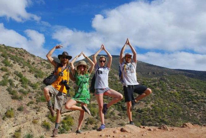 Private Paradise Valley Hiking and Swiming Tour From Agadir
