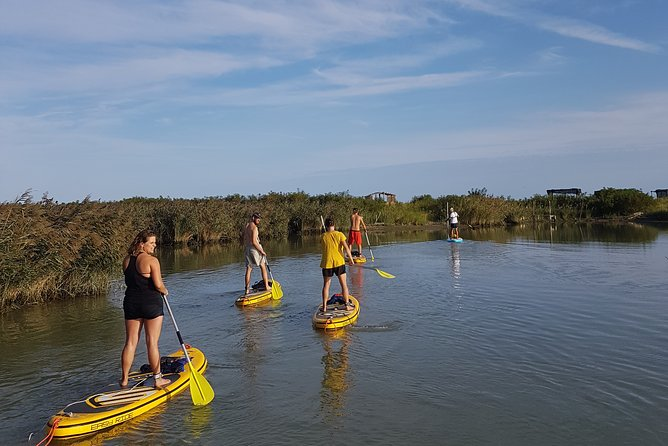 Sport EXCURSION Stand Up Paddle IN THE PO DELTA
