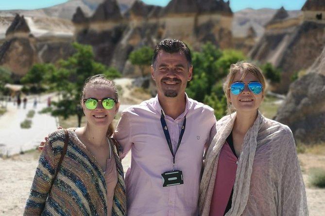 Local Guide in Cappadocia