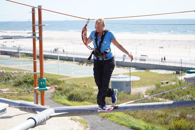Jones Beach Extreme Adventure Course