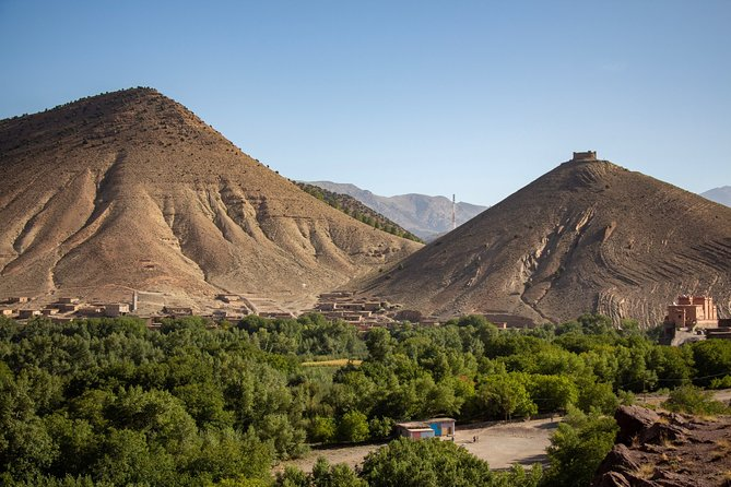Atlas Mountains Day Trip from Marrakesh with Camel Ride