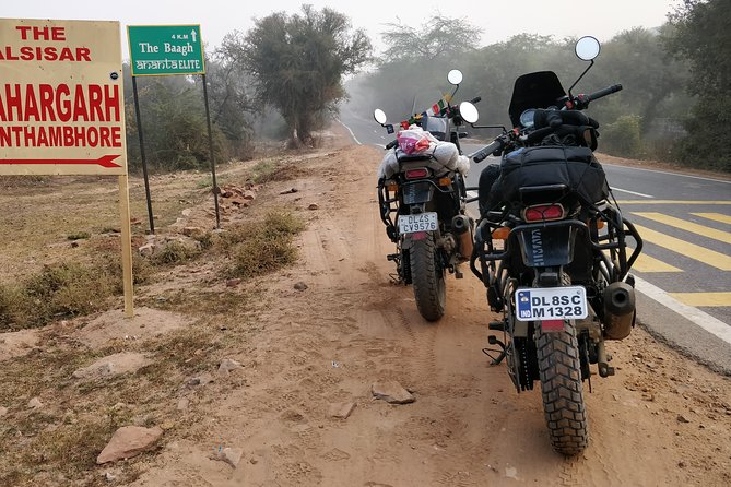 3 Days Motorcycle Tour to Prashar Lake from Delhi to Delhi